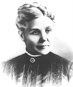 Photo of Ann Reeves Jarvis, the inspiration behind Mother's Day in the US. Special Photo