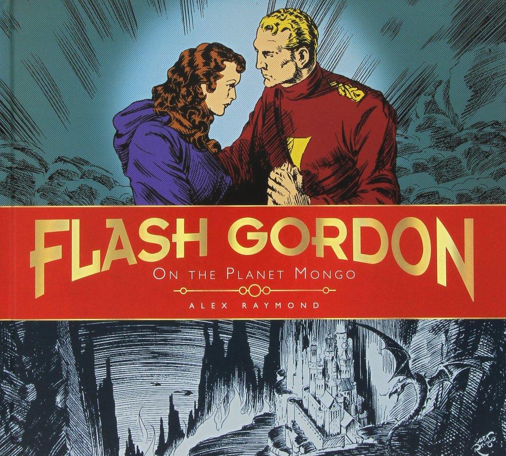 Flash Gordon on the Planet Mongo by Alex Raymond.jpg