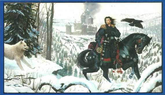 Original cover illustration by Stephen Youll for A Game of Thrones