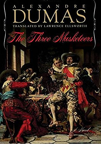 The Three Musketeers by Alexandre Dumas Translated by Lawrence Ellsworth.jpg