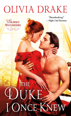 The Duke I Once Knew by Olivia Drake book cover
