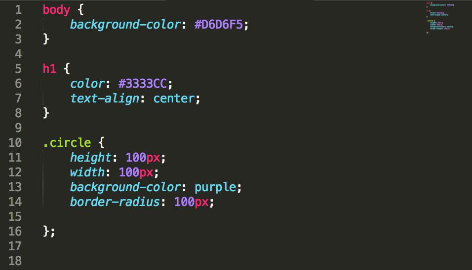CSS code coding blonde