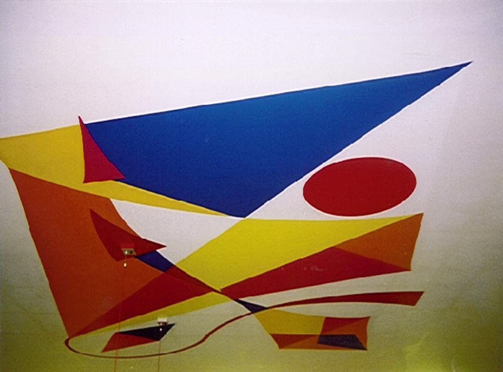 'Kite's' Mural by Jane Duncan
