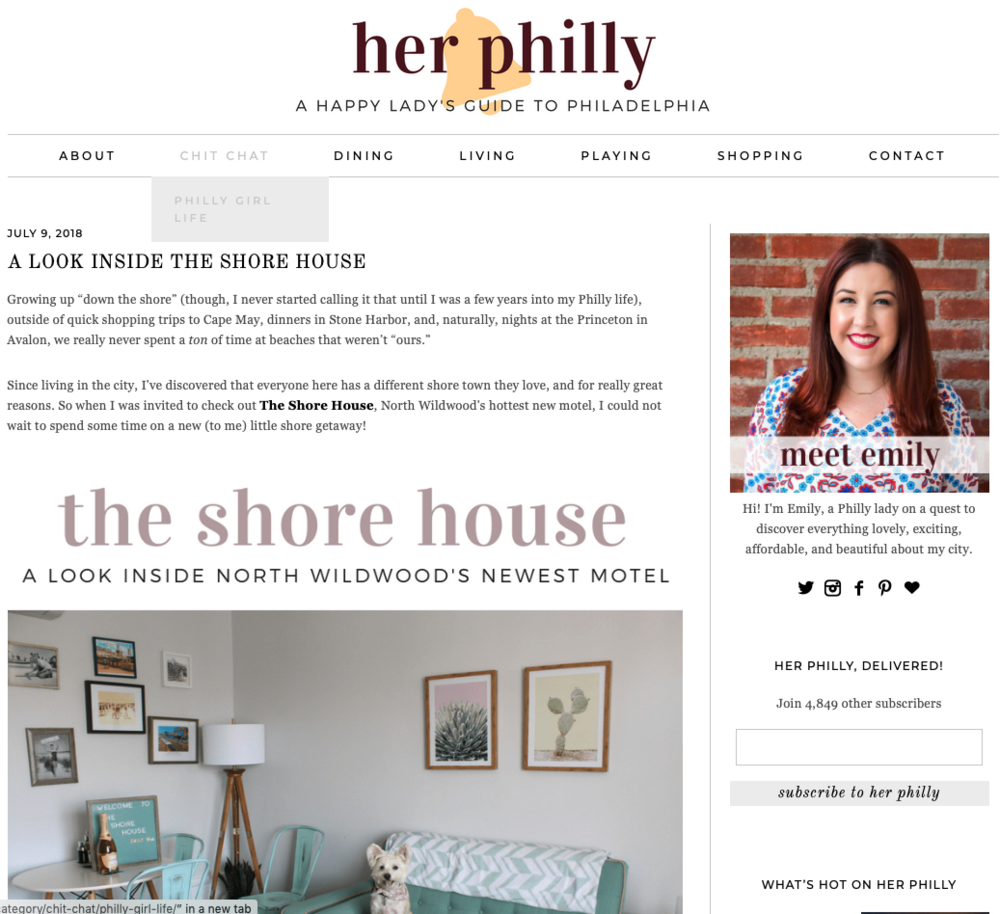 Her Philly Blog -