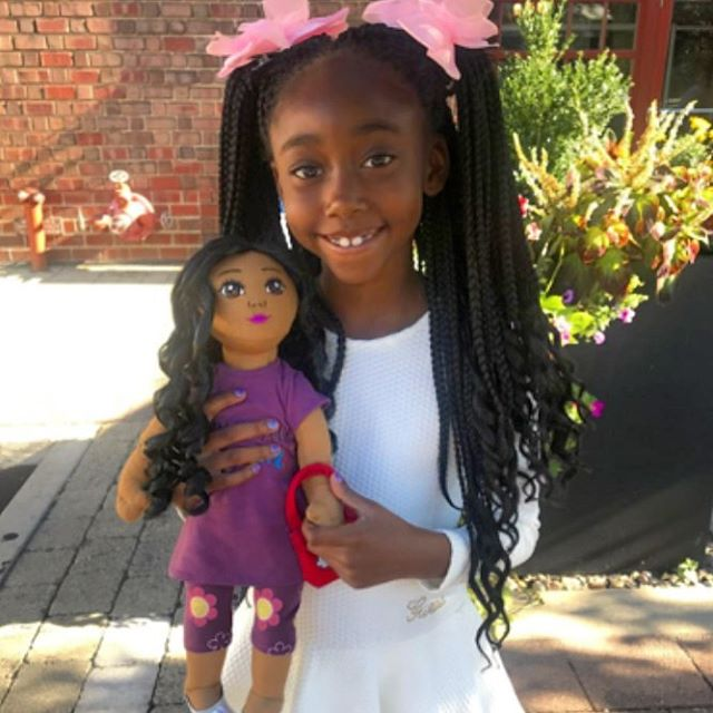 We LOVE Kayla and all that she stands for! Who is excited for our first doll release?!🎀 • • • • • #karisdolls #grace #diversedolls #uniquedolls #karisdolls #grace #blendedfamily #blendedfamilies #blended #blendedfamilylife #blendedfamilylove #doll #childrensdoll #newdoll #stronggirls #diversedolls #divorcesupport #coparenting #coparents  #mommyblogger #raisingstronggirls #singlemom #singledad #stepmom #stepdad #stepparenting #stepparents #instakids #toys #uniquefamily #diversefamily #mixedfamily #bonusfamily