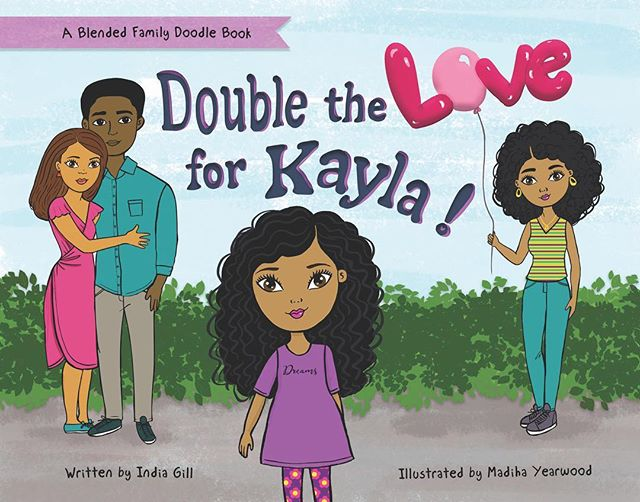 With every Kayla doll comes an interactive, educational, and fun doodle book! Your little girl will love to follow along with Kayla's story about blended family transitions and embracing double the love💕 // Illustration by @madihayearwood . . . . #karisdolls #dolls #realisticdolls #childrensdolls #grace #children #family #happyfamily #singlemom #singledad #stepmom #stepdad #blendedfamily #blendedfamilies #coparenting #stepmom #stepdad #stepkids #stepsister #stepbrother #stepsiblings #stepfamily #divorce #divorcewithkids #instakids #familylove #playtime #toys #uniquefamily #diversefamily #mixedfamily
