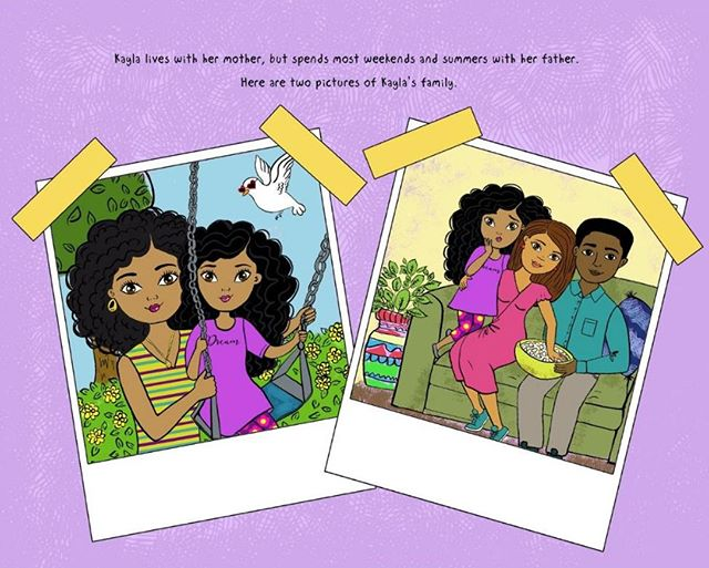 For girls that are learning how to navigate their new family dynamics at such a young age, a book that illustrates a similar situation is so important! Tag somebody else that you think would appreciate a book that shows how a child adjusts to a blended family.⠀ Illustration by @madihayearwood⠀ .⠀ .⠀ .⠀ .⠀ #karisdolls #dolls #realisticdolls #childrensdolls #grace #children #family #happyfamily #singlemom #singledad #stepmom #stepdad #blendedfamily #blendedfamilies #coparenting #stepmom #stepdad #stepkids #stepsister #stepbrother #stepsiblings #stepfamily #divorce #divorcewithkids #familylove #playtime #toys #uniquefamily #diversefamily #mixedfamily