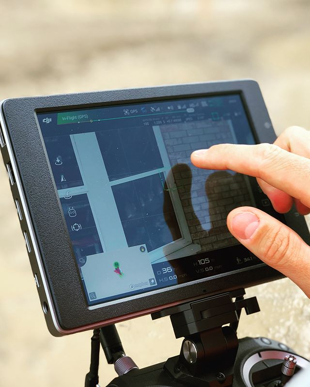 Next day data delivered 🎯 #dronepilots #uav