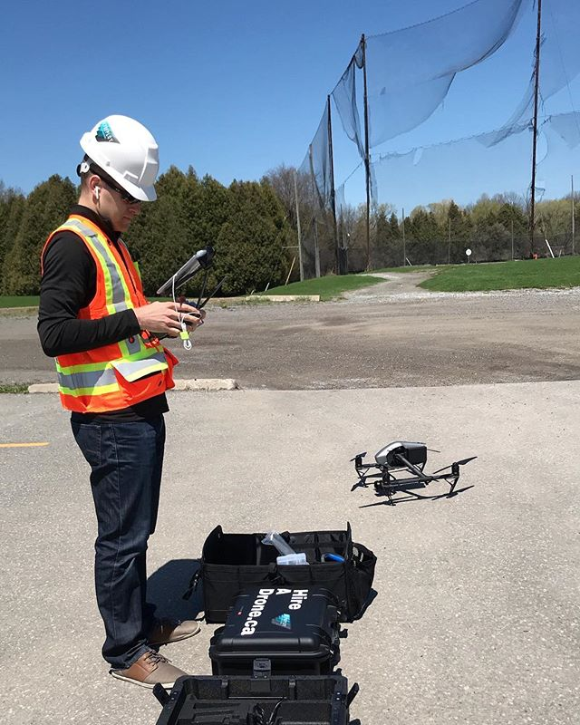 #throwbackthursday to a surveying flight on a beautiful summer day! We can provide site documentation in a fraction of the time from an aerial perspective. Get your results in hours, not weeks! ☀️