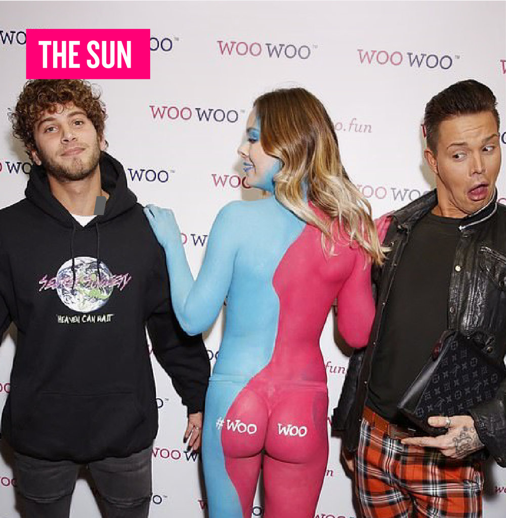 WOOWOO LAUNCH - The WooWoo party was a launch pad for the new feminine care brand which attracted a slew of stars to the occasion including Megan Barton Hanson, Bobby Norris and Eyal Booker. Read more.