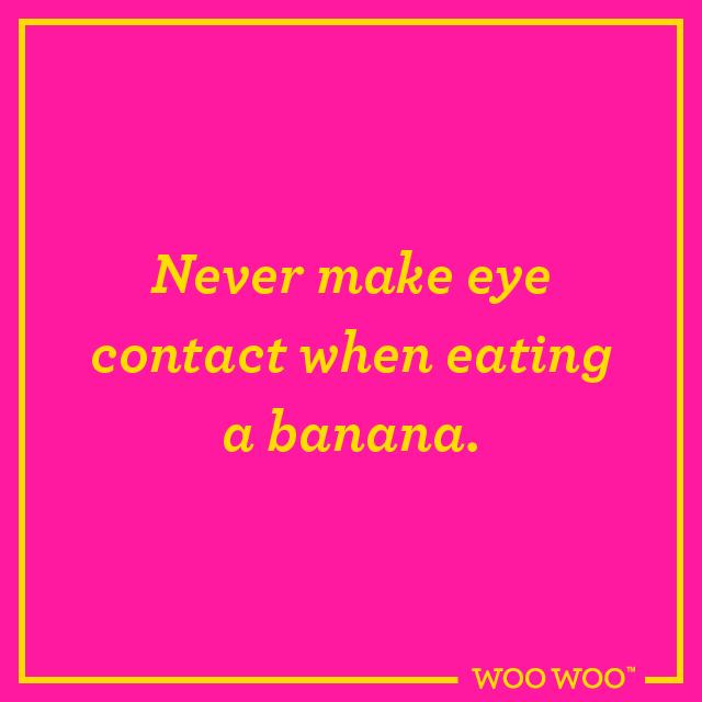 WooWoo_Fun_Friday_Eye_Contact_Banana