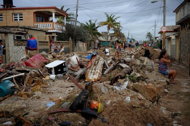 HOW SHOULD CITIES REBUILD AFTER HURRICANE HARVEY AND IRMA    Governments and many of Hurricane Harvey and Irma victims will be keen to rebuild their cities in their original image so that their lives can return to the way they used to be. However, this is far from being the best plan...  Edward Hu