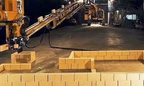 Hadrian X; The Robotic Bricklayer