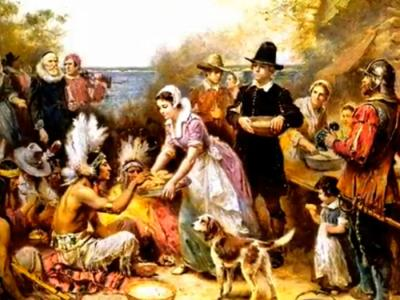 THANKSGIVING TRADITIONS' HISTORY