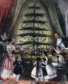 CHRISTMAS TRADITIONS' HISTORY