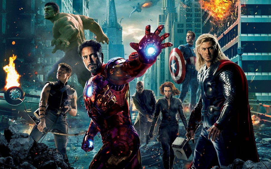 Marvel's    Avengers Assemble    was a game-changer in the film industry
