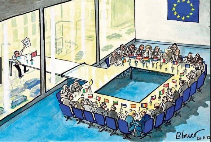 IS THE EU TRYING TO STOP BRITAIN FROM LEAVING THE EU?