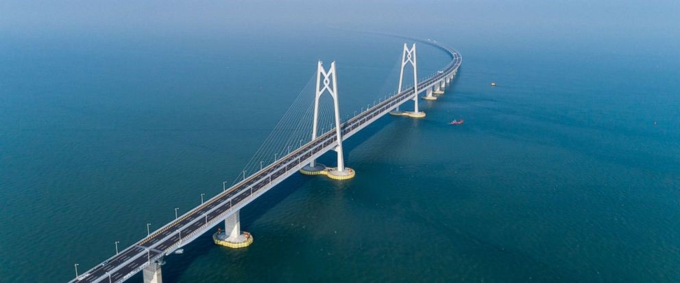 CHINA BRIDGING THE GAP TO HONG KONG - A WASTE OF MONEY?    On 23rd October 2018, China officially opened the Hong-Kong-Zhuhai-Macau Bridge, which linked mainland China, and the two administrative regions, Hong Kong and Macau. Spanning 55km, the largest sea bridge to ever be constructed, and costing a grand total of $20bn, the link is said to bring greater…   By Alistair Law