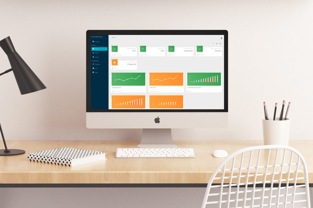 Predictive Analytics - A single solution for patient business intelligence, like predicting patients likely to drop out or research site's missing enrollment targets.