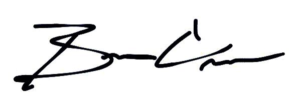 Brian Cromer Signature