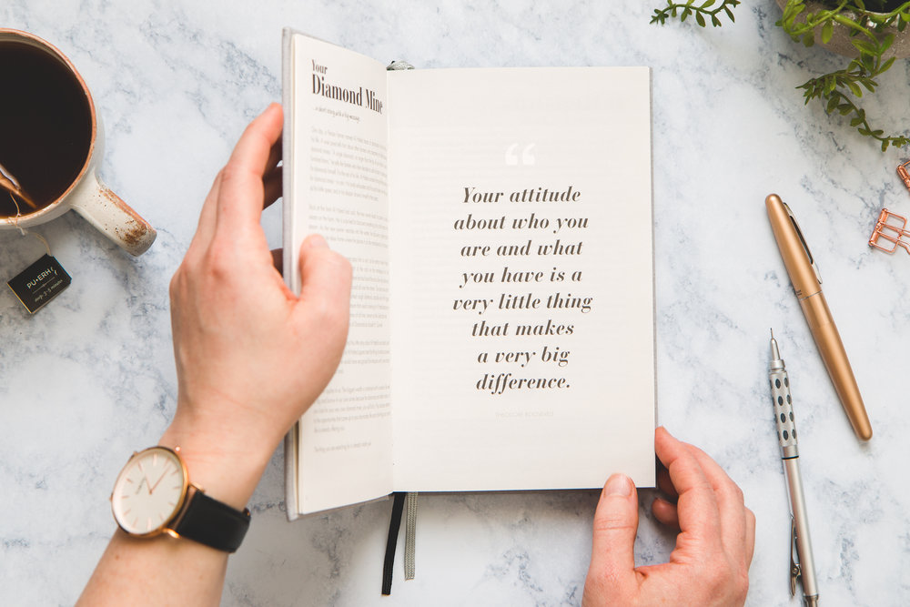 The 6-Minute Diary on The Gratitude Log | Review and GIVEAWAY!