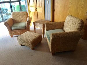 Vintage wicker chairs - Exclusively available here!