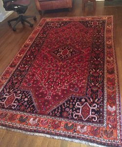 Gorgeous Pakistani Tibetan carpets - Exclusively available here!