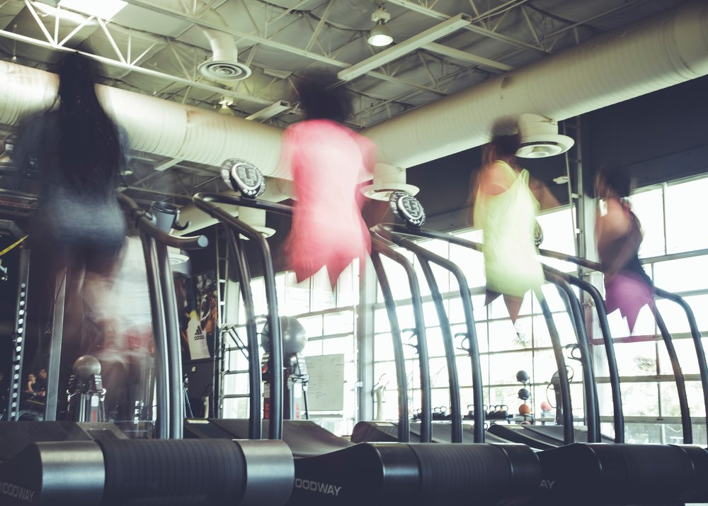 Exercise can help reduce stress  Photo by Justyn Warner
