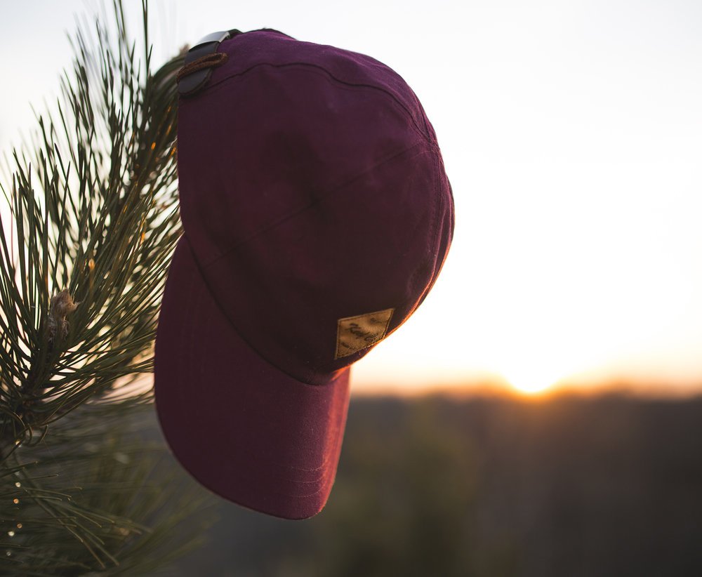 Organic Cotton Baseball Cap