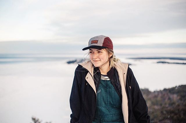 Marquette views never get old 🌲🌊 . . . #handmade #northernmichigan #madeintheUSA #keefcompany #hatsofinstagram #ecofriendlyclothing #hats #coolhats #dadhats #5panel #repurposed #recycled #recycledtextiles #outsiderculture #adventure #vsco #liveoutdoors #optoutside #outsidewear #liveauthentic #travelhat #puremichigan #michigrammers #michiganmade #shopsmall