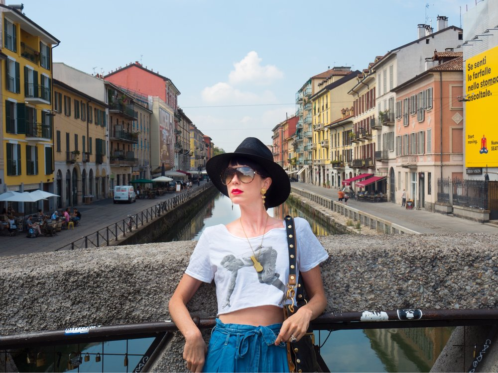 Streets of Navigli