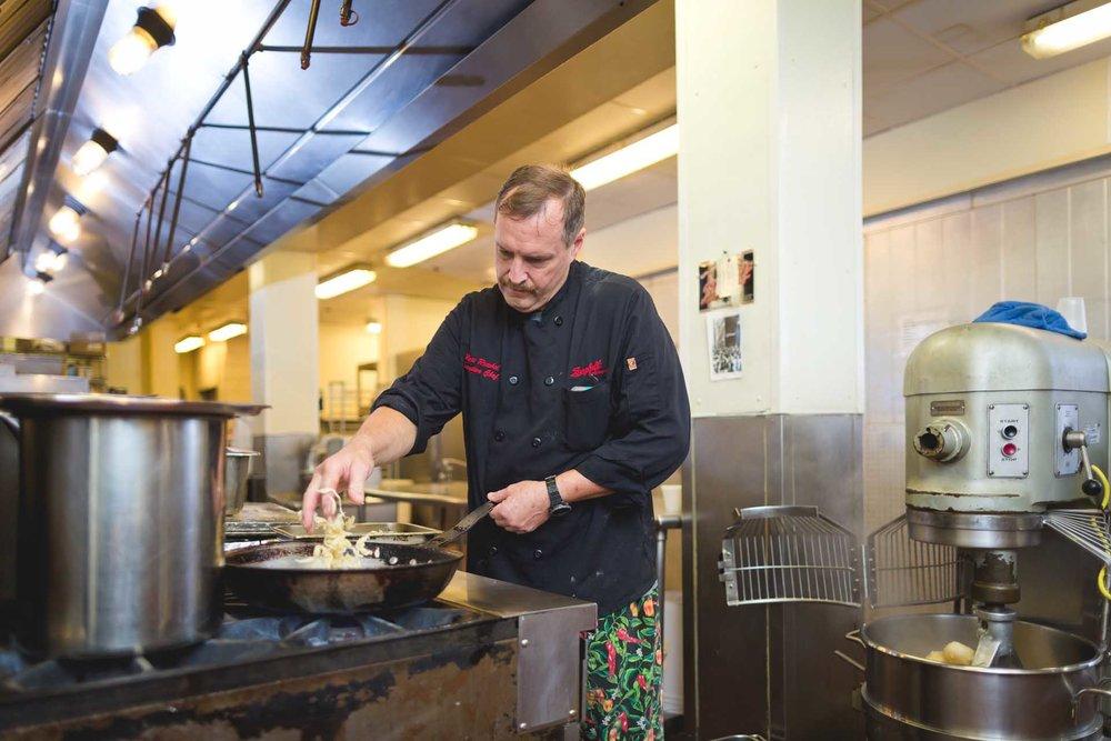 The Berghoff Chef Matt