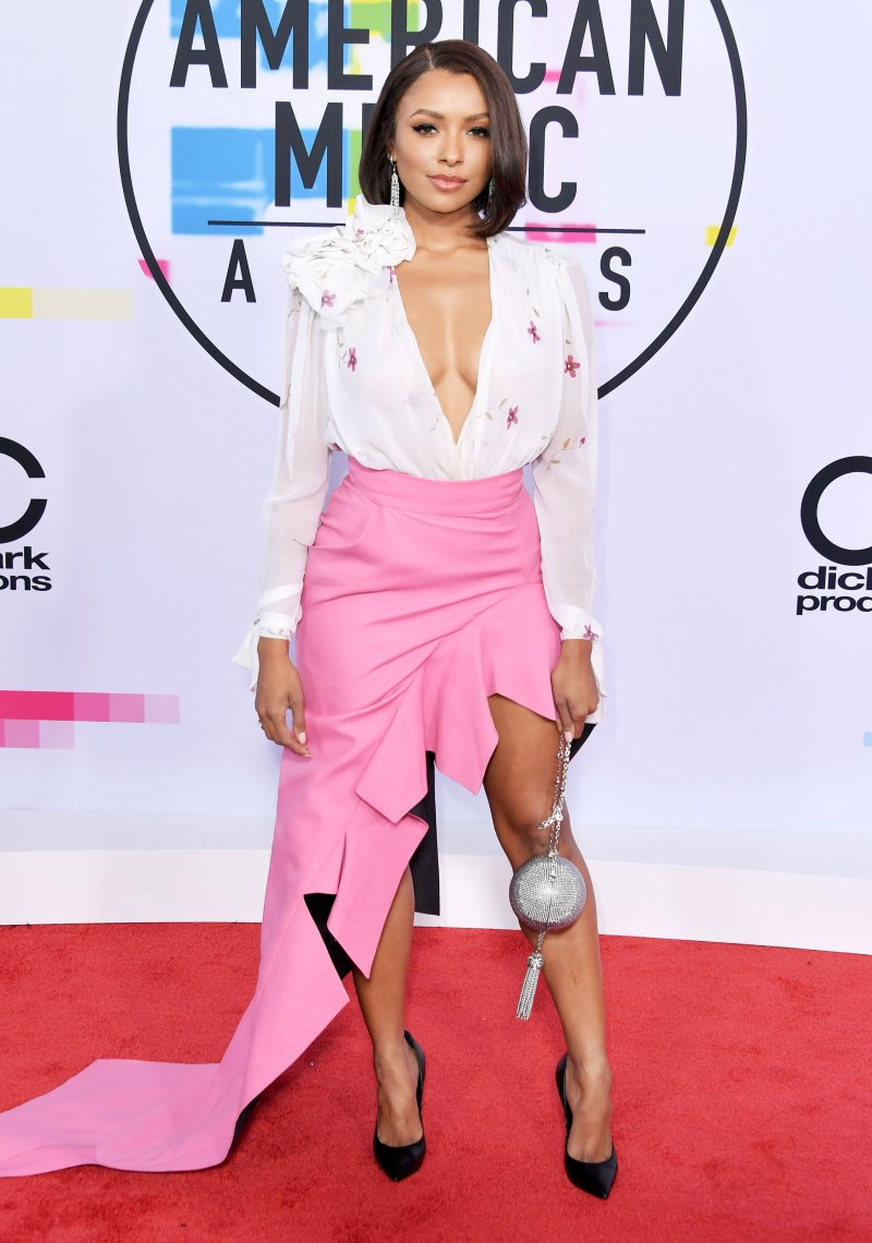 KAT GRAHAM - Wearing Ronald van der Kemp