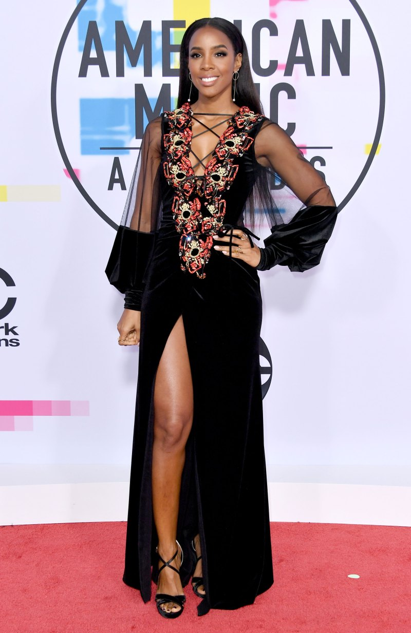 KELLY ROWLAND - Wearing Galia Lahav SS 18 Couture