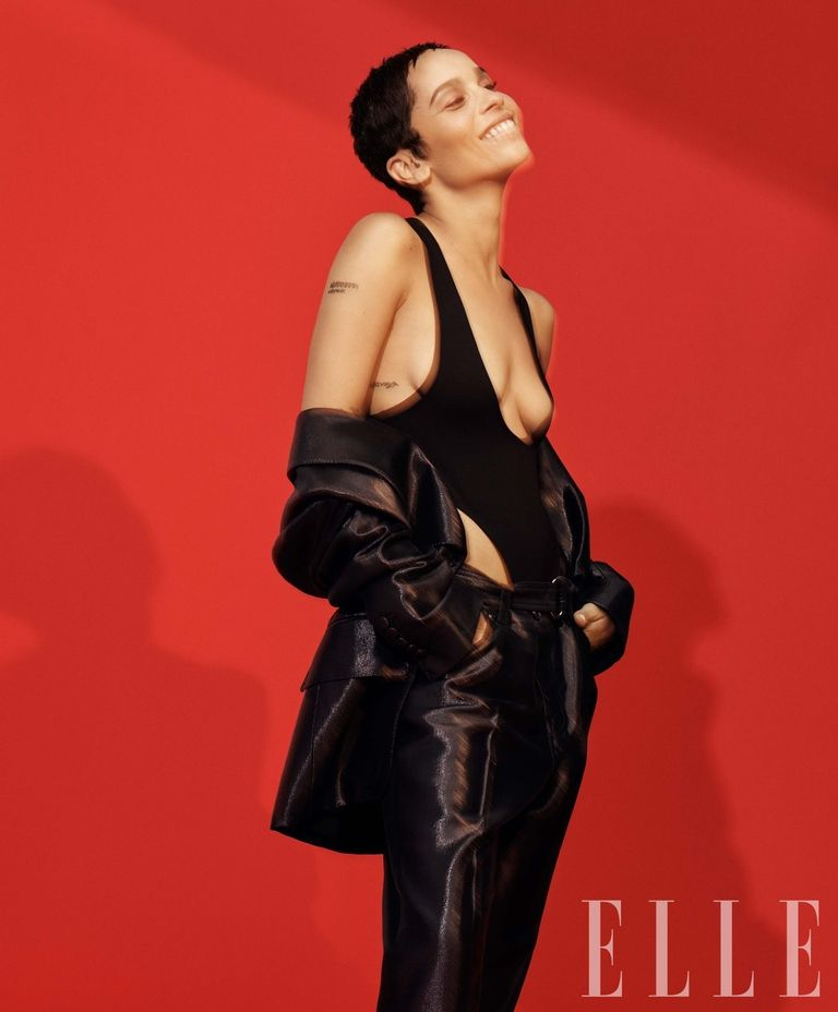 Zoё Kravitz - In Tom Ford