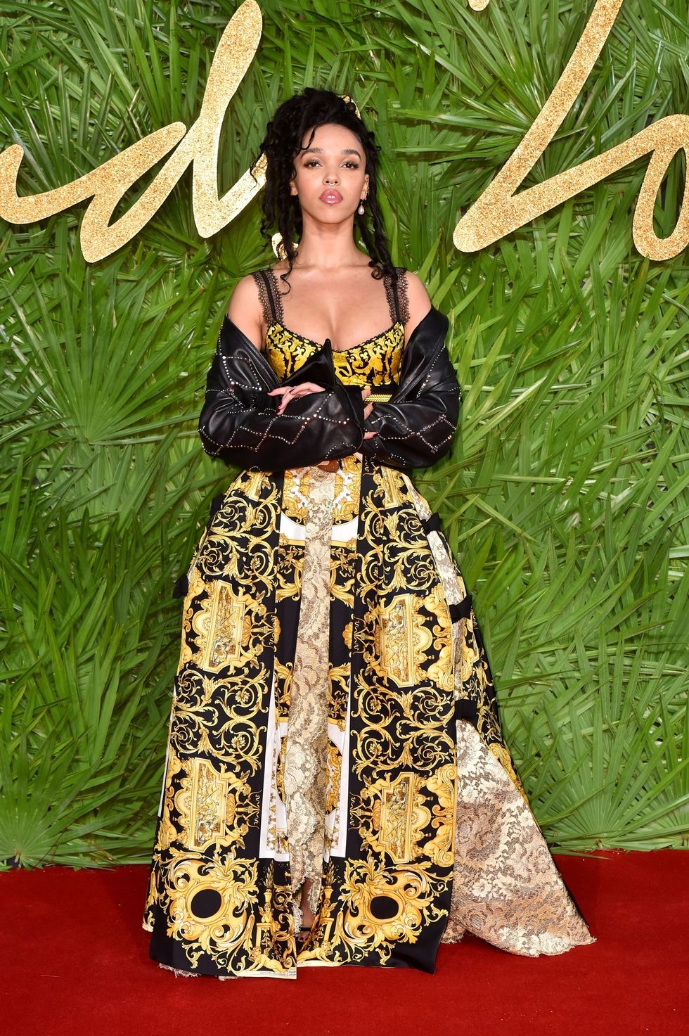 FKA Twigs - British Fashion Awards 2017
