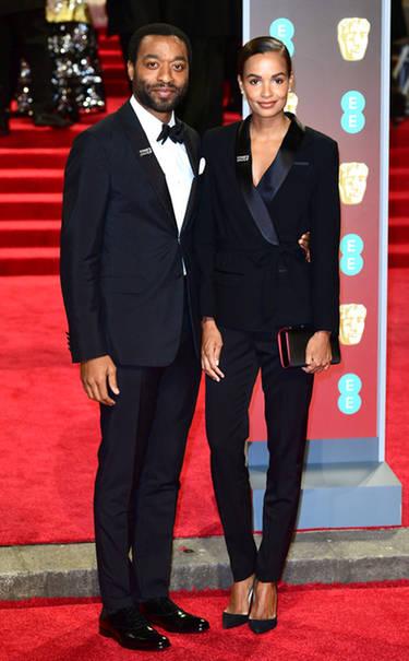 2018 BAFTA AWARDS - Chiweter Ejiofor