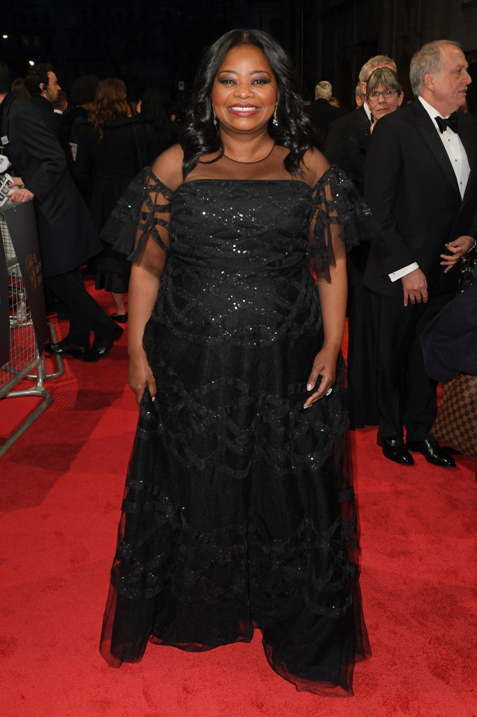 2018 BAFTA AWARDS - Octavia Spencer