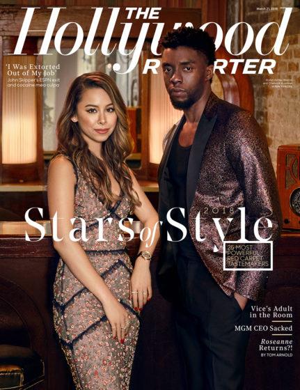 Fashion Spotlight The Hollywood Reporter Stars Of Style Ashley