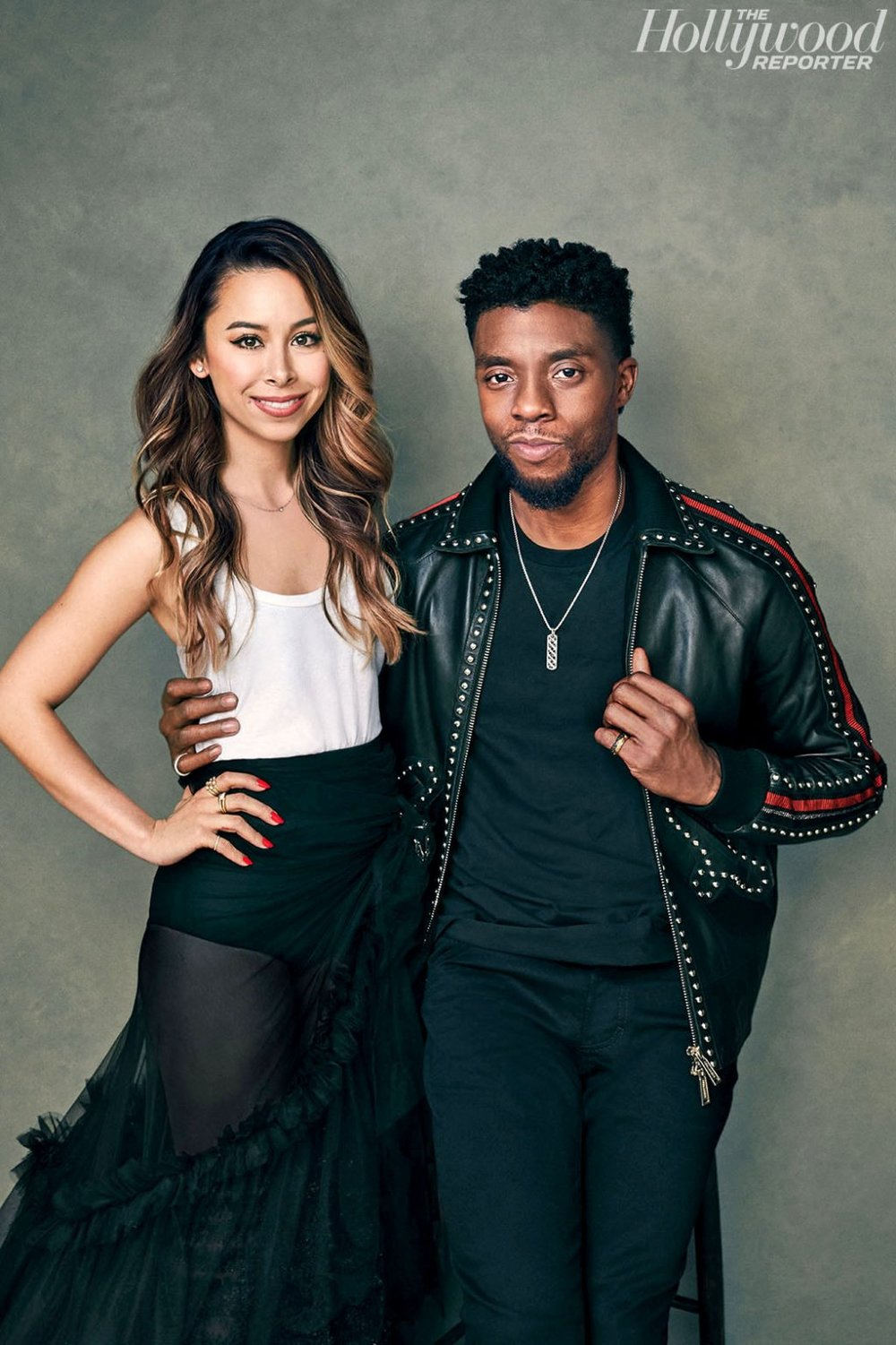 THE HOLLYWOOD REPORTER STARS OF STYLE CHADWICK BOSEMAN AND ASHLEY WESTON SITTING.jpg