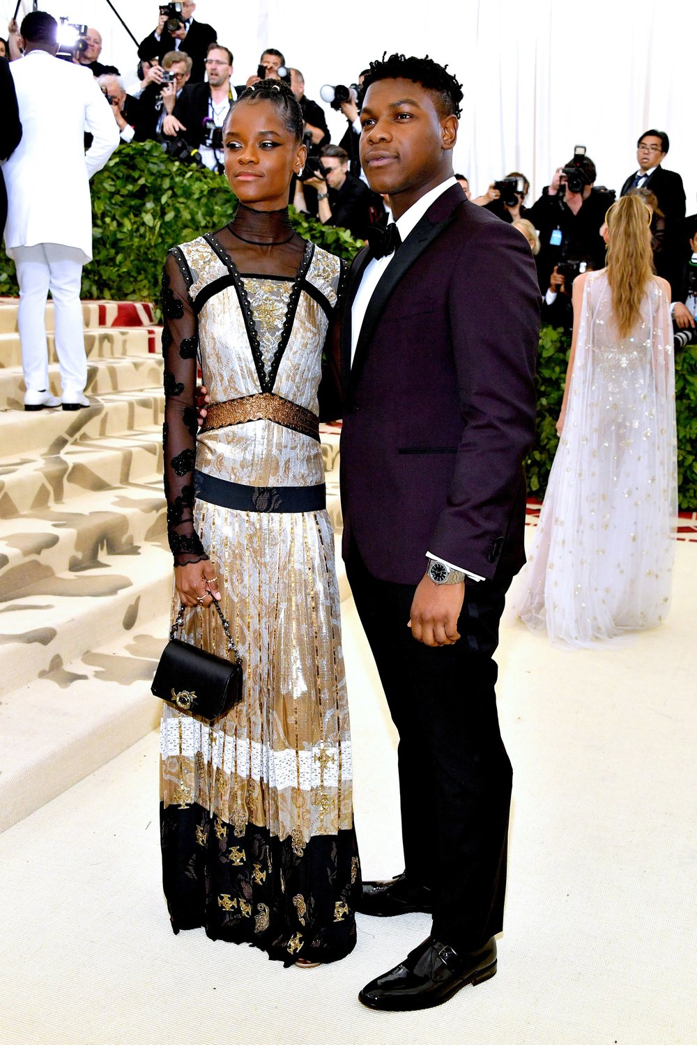 LETITIA WRIGHT AND JOHN BOYEGA MET GALA 2018 RED CARPET.jpg
