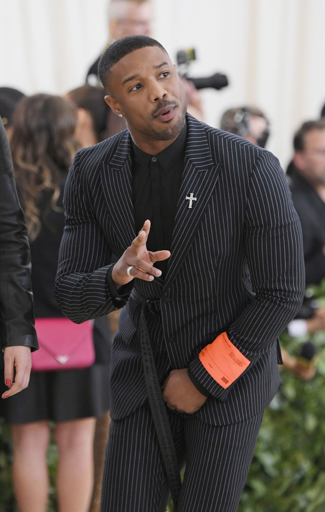 MICHAEL B JORDAN MET GALA 2018  RED CARPET.jpg