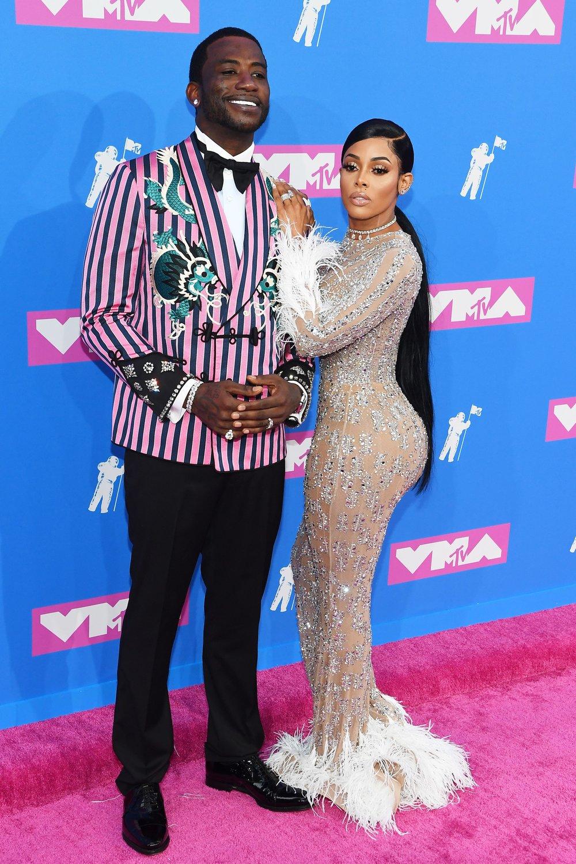 - Gucci Mane and Keyshia Ka'Oir