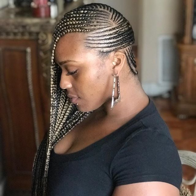 - Lemonade BraidsPhoto Courtesy of Popsugar