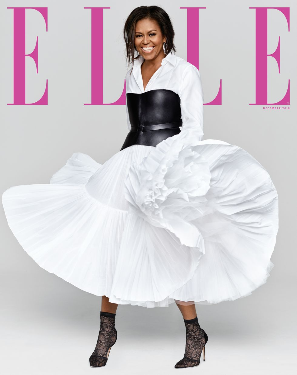 Watch - Look come at michelle obamas vogue cover video