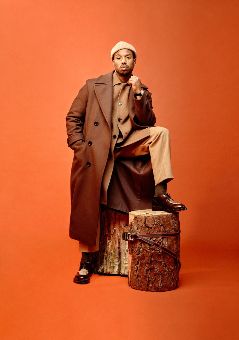 GQ MAGAZINE MEN OF THE YEAR ISSUE 2018 MICHAEL B JORDAN IN BROWN.jpg