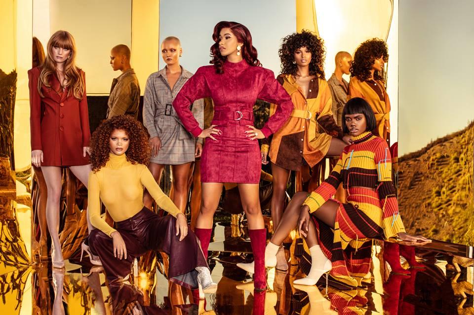 Fashion Spotlight Fashion Nova X Cardi B Collection