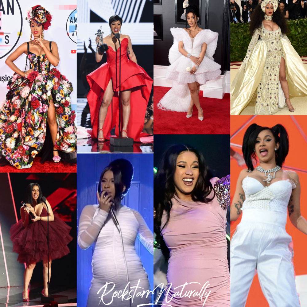 ARTIST OF THE YEAR - CARDI B.