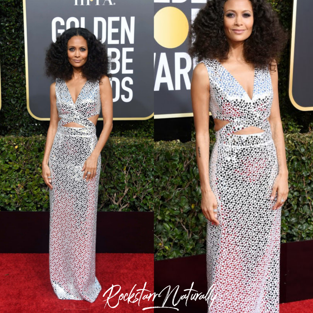 - Thandie Newton wears Michael Kors Collection