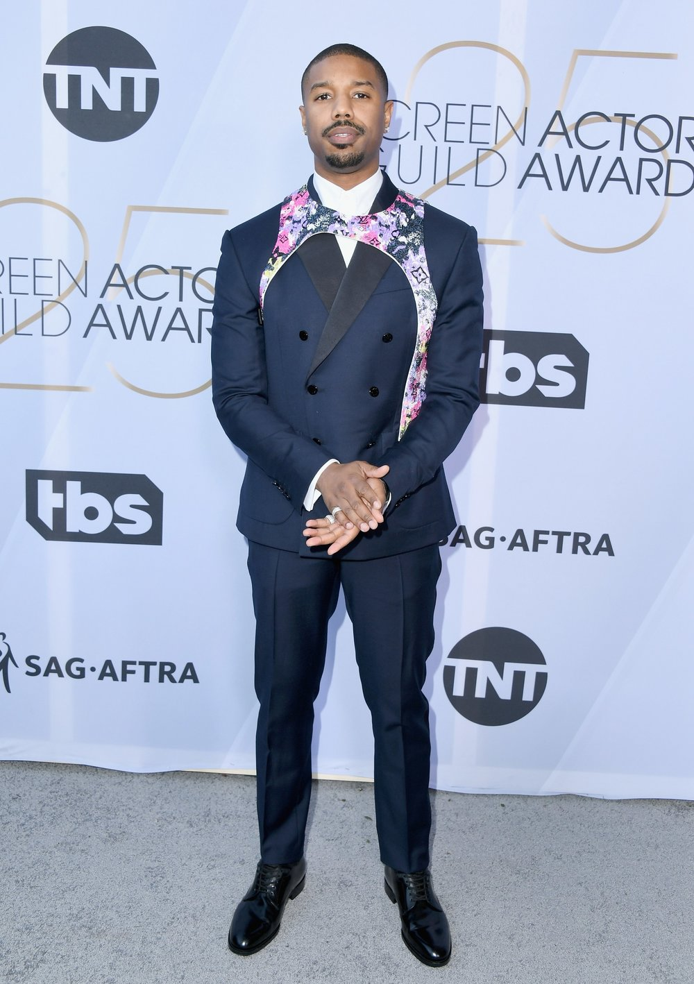 SAG AWARDS 2019 RED CARPET MICHAEL B JORDAN.jpg